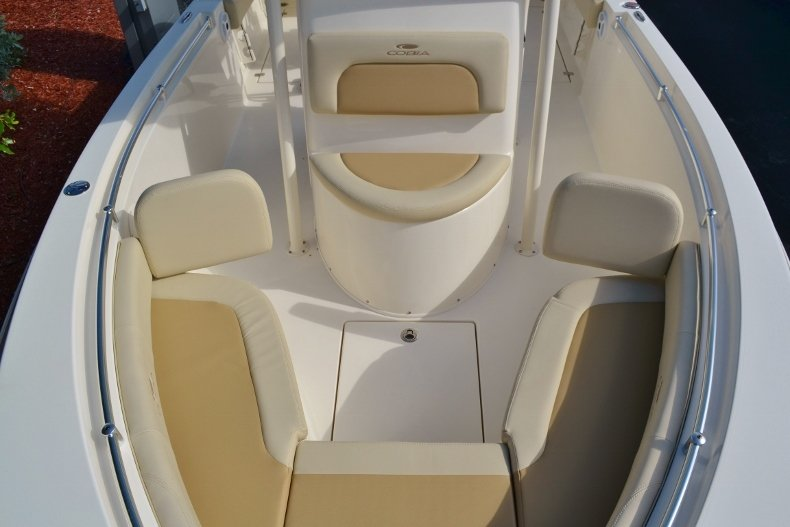 Thumbnail 16 for New 2017 Cobia 237 Center Console boat for sale in West Palm Beach, FL