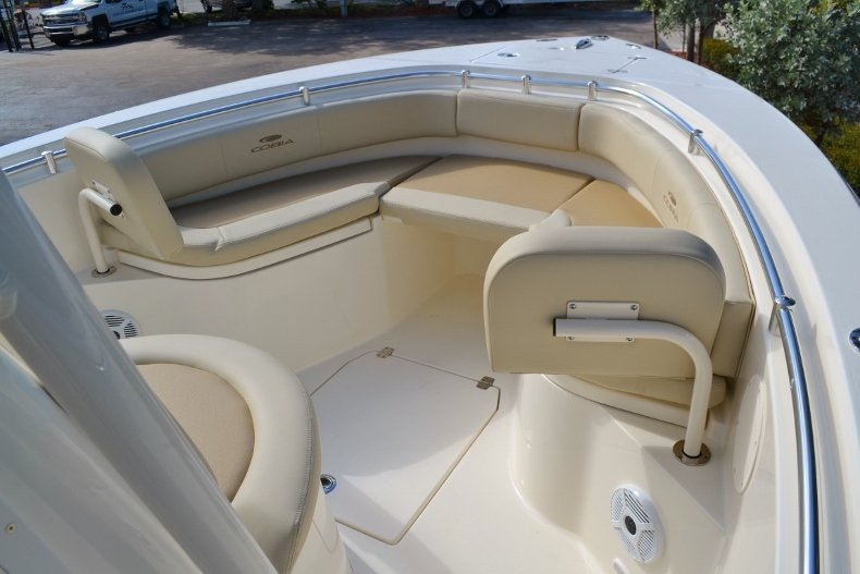 Thumbnail 15 for New 2017 Cobia 237 Center Console boat for sale in West Palm Beach, FL
