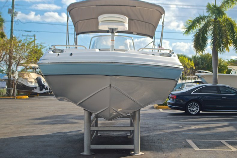 Image 2 for 2017 Hurricane Sundeck Sport SS 231 OB in West Palm Beach, FL