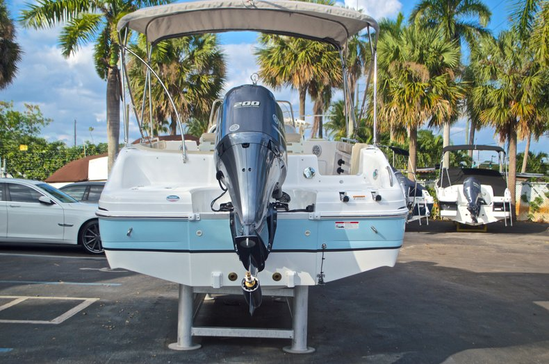 Image 6 for 2017 Hurricane Sundeck Sport SS 231 OB in West Palm Beach, FL