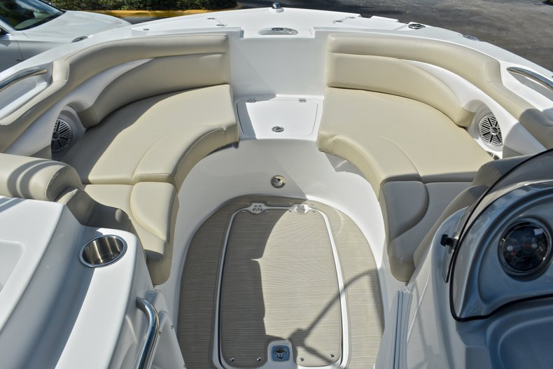 Thumbnail 41 for New 2017 Hurricane 203 SunDeck Sport OB boat for sale in West Palm Beach, FL