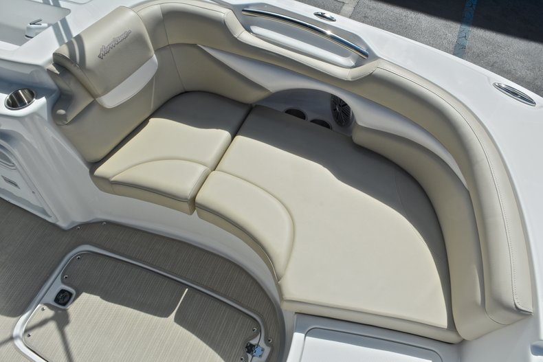 Thumbnail 45 for New 2017 Hurricane 203 SunDeck Sport OB boat for sale in West Palm Beach, FL