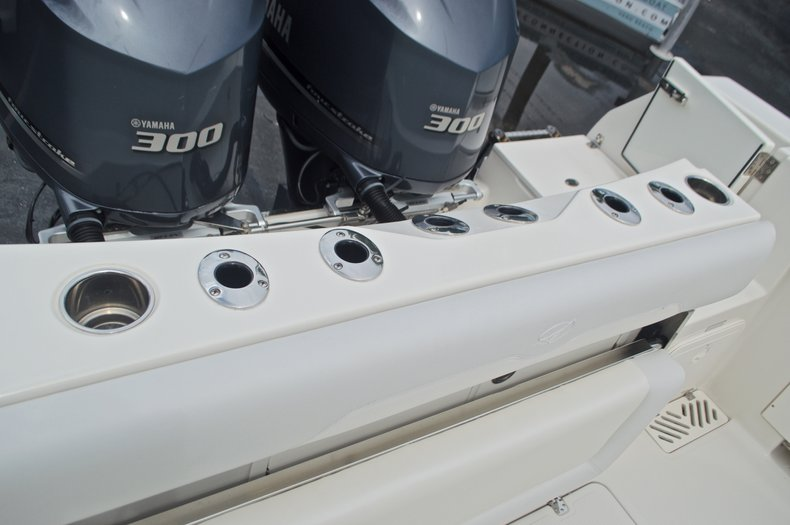Thumbnail 14 for Used 2015 Sailfish 320 CC Center Console boat for sale in West Palm Beach, FL