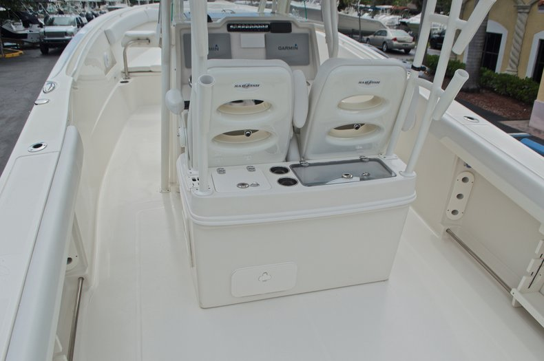 Thumbnail 9 for Used 2015 Sailfish 320 CC Center Console boat for sale in West Palm Beach, FL