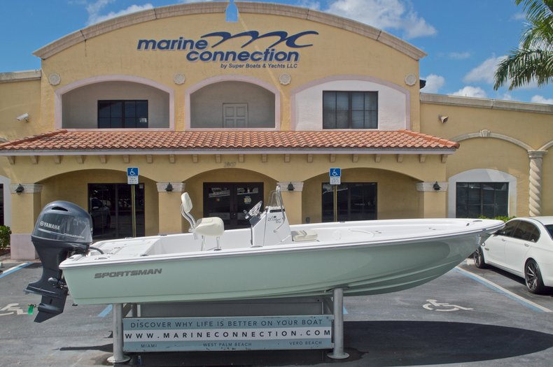 New 2017 Sportsman 20 Island Bay boat for sale in West Palm Beach, FL