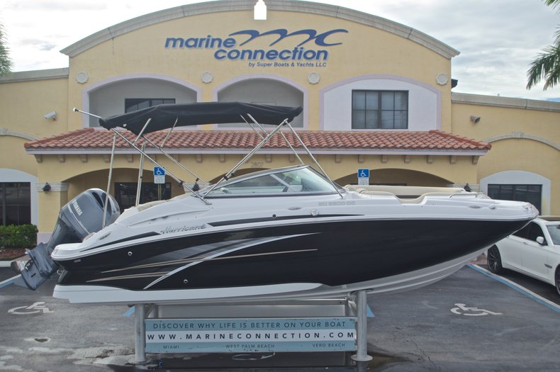 New 2017 Hurricane SunDeck SD 2200 DC OB boat for sale in West Palm Beach, FL
