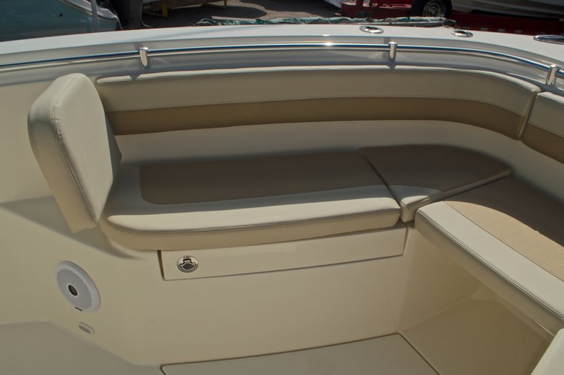 Thumbnail 36 for New 2017 Cobia 277 Center Console boat for sale in West Palm Beach, FL