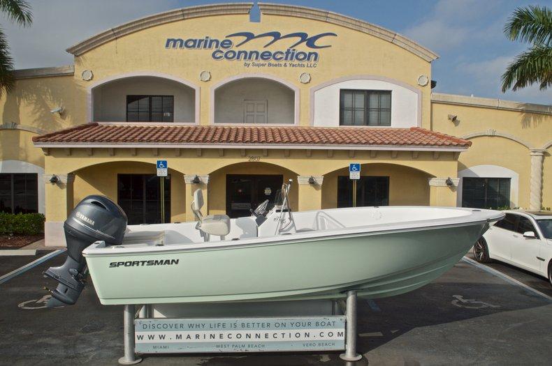New 2017 Sportsman 19 Island Reef boat for sale in West Palm Beach, FL