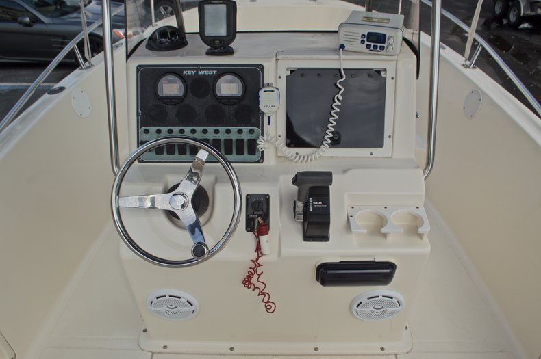 Thumbnail 21 for Used 2004 Key West 186 Sportsman boat for sale in West Palm Beach, FL