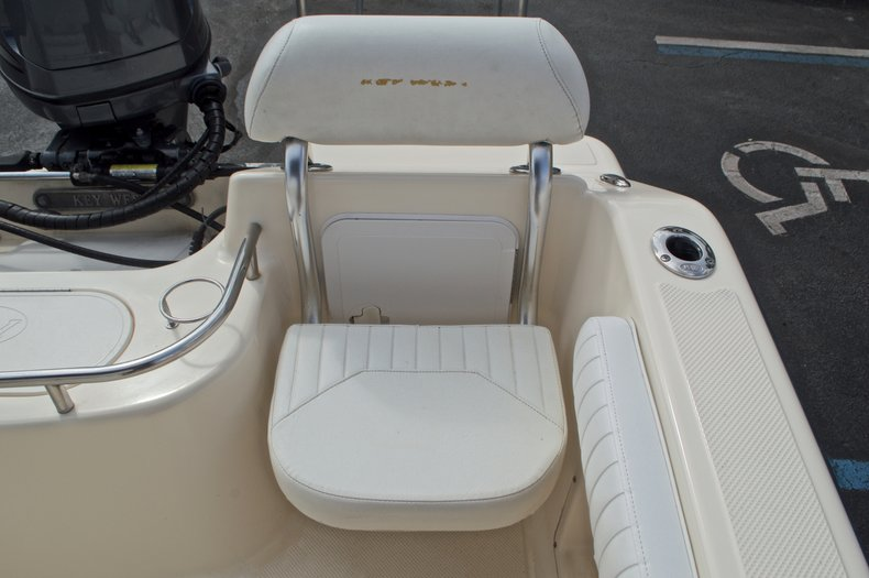 Thumbnail 16 for Used 2004 Key West 186 Sportsman boat for sale in West Palm Beach, FL