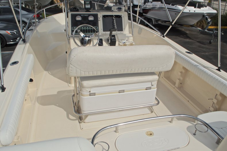Thumbnail 10 for Used 2004 Key West 186 Sportsman boat for sale in West Palm Beach, FL