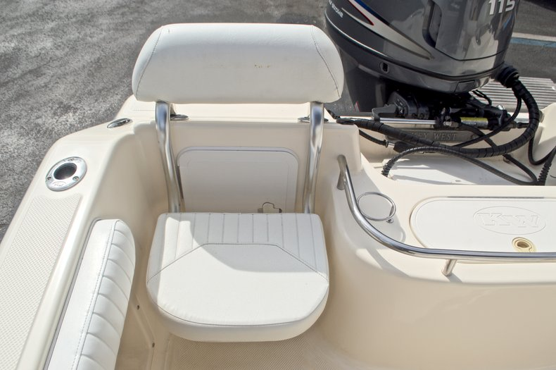 Thumbnail 13 for Used 2004 Key West 186 Sportsman boat for sale in West Palm Beach, FL