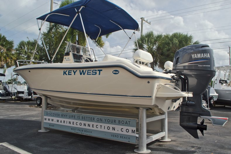 Thumbnail 5 for Used 2004 Key West 186 Sportsman boat for sale in West Palm Beach, FL