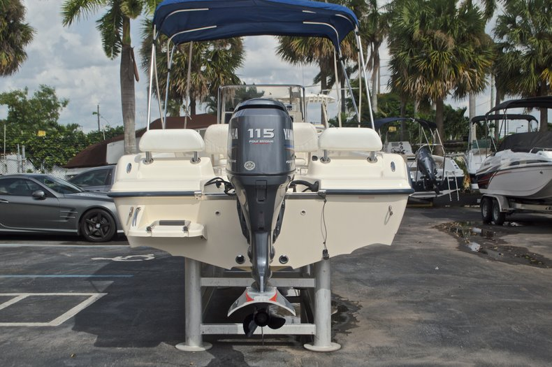 Thumbnail 6 for Used 2004 Key West 186 Sportsman boat for sale in West Palm Beach, FL