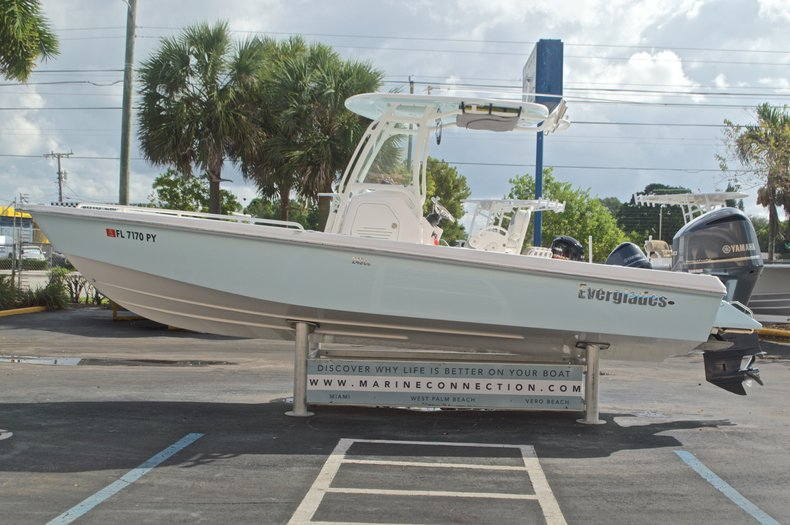 Image 5 for 2014 Everglades 243 Center Console in West Palm Beach, FL