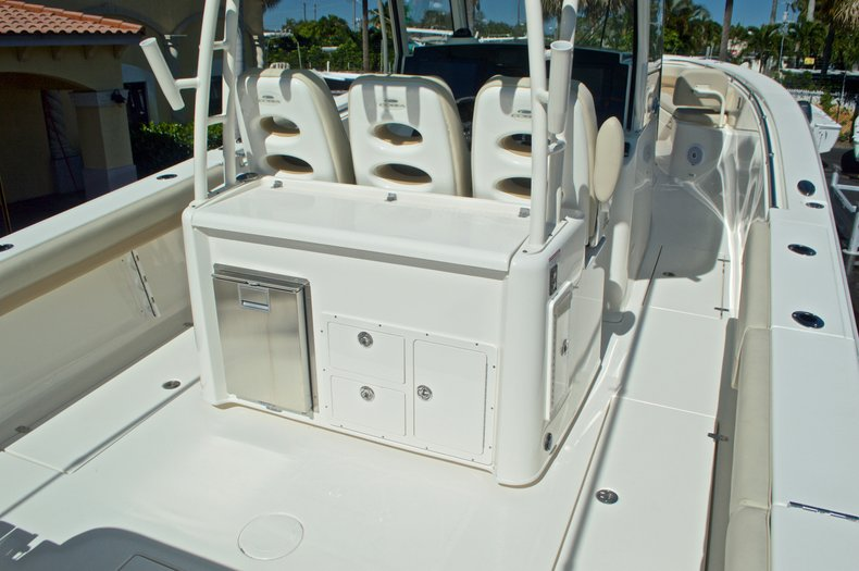 Thumbnail 11 for New 2017 Cobia 344 Center Console boat for sale in West Palm Beach, FL