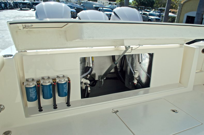 Thumbnail 42 for New 2017 Cobia 344 Center Console boat for sale in West Palm Beach, FL
