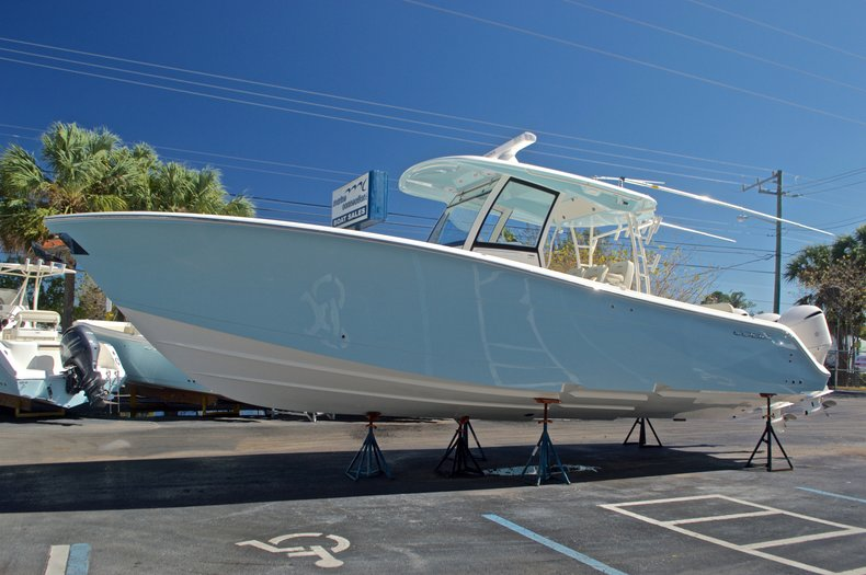 Thumbnail 2 for New 2017 Cobia 344 Center Console boat for sale in West Palm Beach, FL