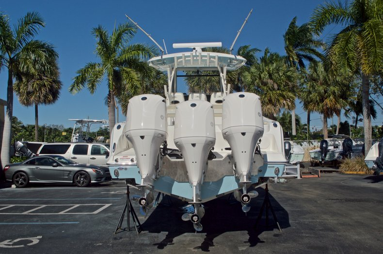 Thumbnail 5 for New 2017 Cobia 344 Center Console boat for sale in West Palm Beach, FL