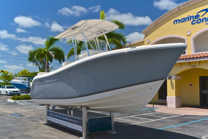 Thumbnail 1 for New 2013 Cobia 217 Center Console boat for sale in West Palm Beach, FL