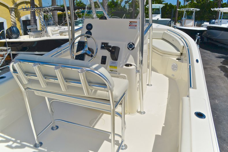 Thumbnail 25 for New 2013 Cobia 217 Center Console boat for sale in West Palm Beach, FL