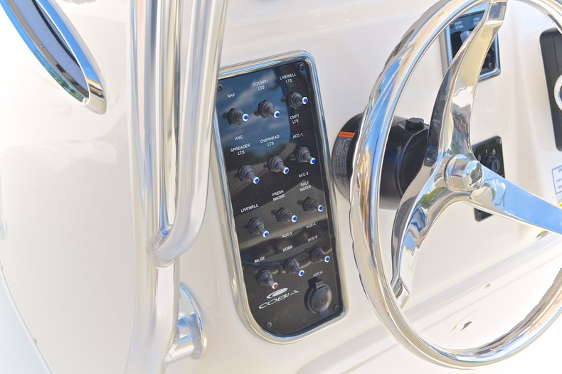 Thumbnail 47 for New 2013 Cobia 217 Center Console boat for sale in West Palm Beach, FL