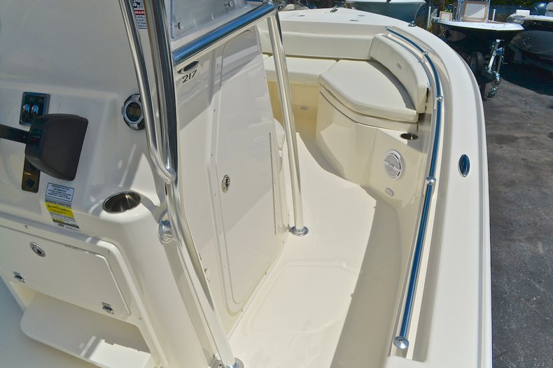 Thumbnail 59 for New 2013 Cobia 217 Center Console boat for sale in West Palm Beach, FL