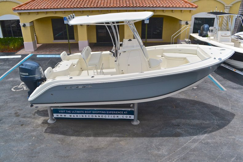 Thumbnail 87 for New 2013 Cobia 217 Center Console boat for sale in West Palm Beach, FL