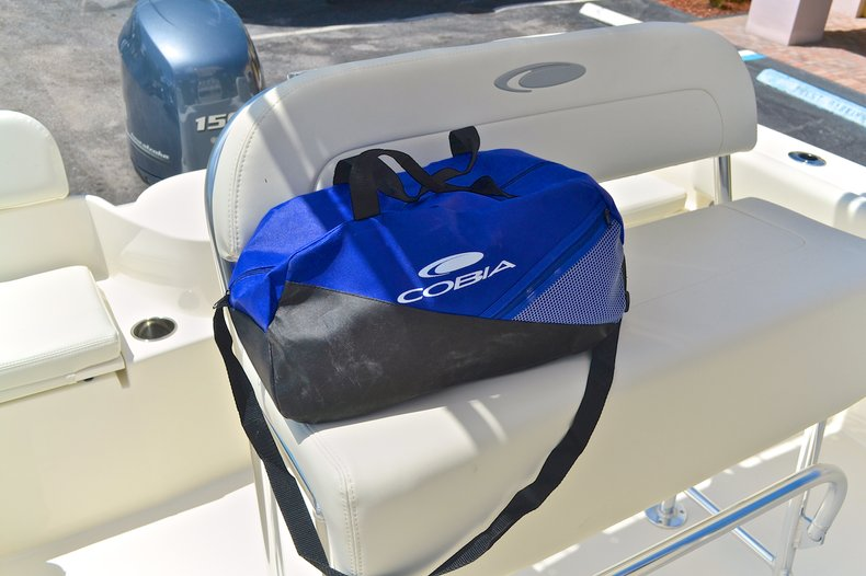 Thumbnail 91 for New 2013 Cobia 217 Center Console boat for sale in West Palm Beach, FL