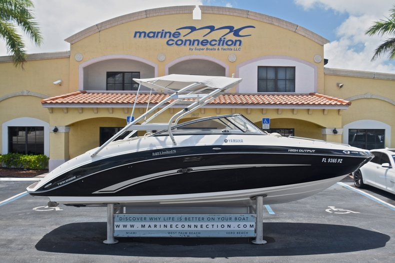 Used 2010 Yamaha 242 Limited S For Sale