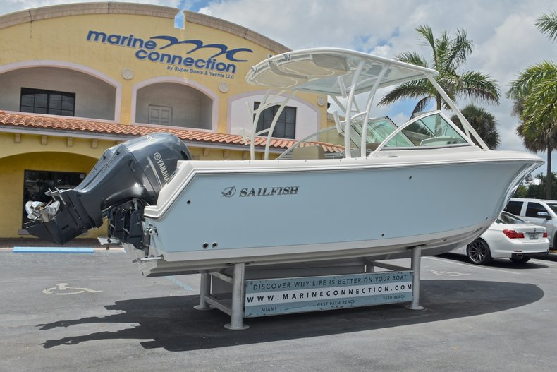New 2017 Sailfish 275 Dual Console Boat For Sale In West
