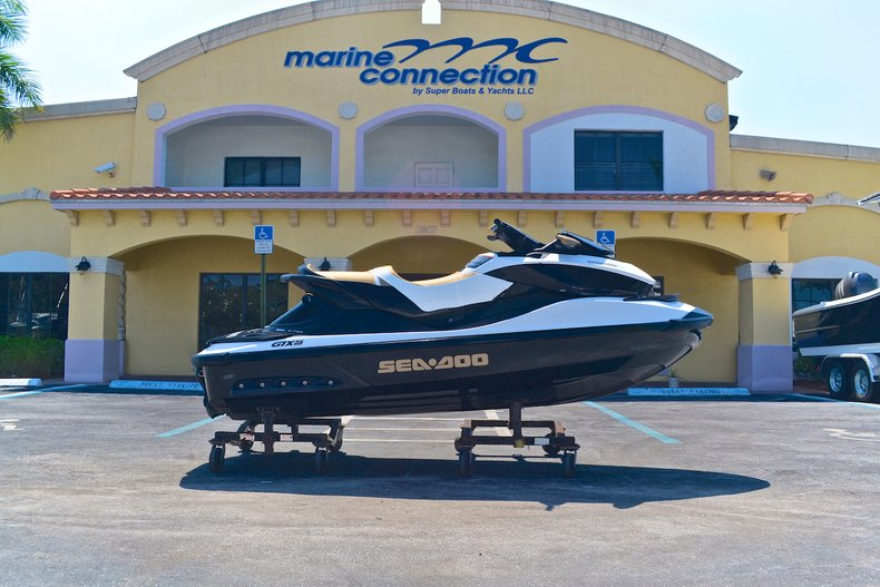 Used 2012 Sea-Doo GTX S 155 for sale