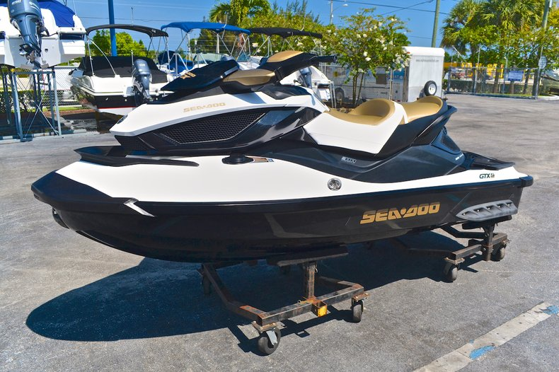 Used 2012 Sea-Doo GTX S 155 boat for sale in West Palm Beach, FL