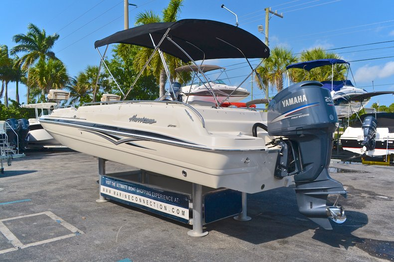 Used 2007 Hurricane Fundeck Gs 232 Ob Boat For Sale In West Palm Beach Fl 5029 New Amp Used