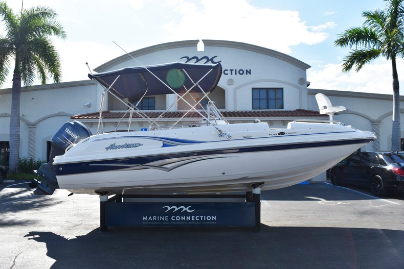 Used 2004 Hurricane GS211 FunDeck boat for sale in West Palm Beach, FL