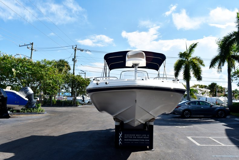 Thumbnail 2 for Used 2004 Hurricane GS211 FunDeck boat for sale in West Palm Beach, FL