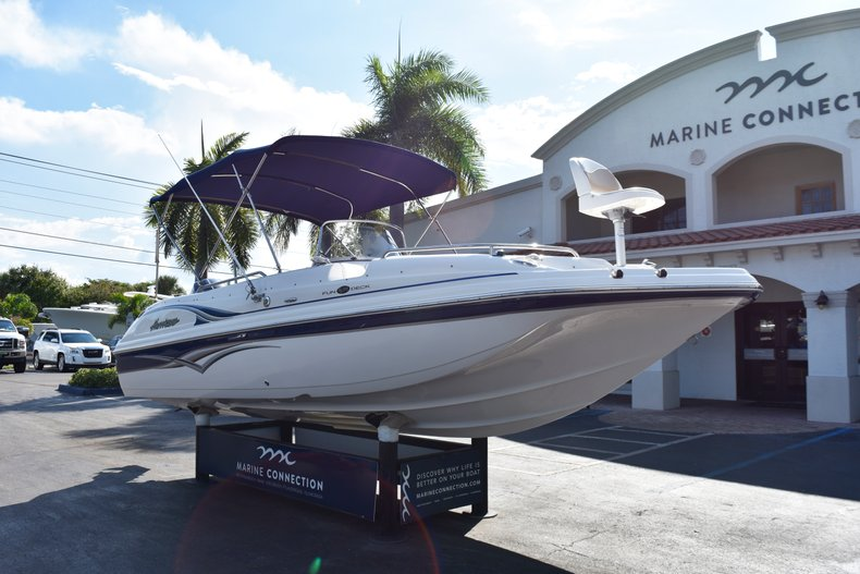 Thumbnail 1 for Used 2004 Hurricane GS211 FunDeck boat for sale in West Palm Beach, FL
