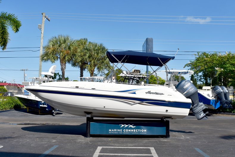 Thumbnail 4 for Used 2004 Hurricane GS211 FunDeck boat for sale in West Palm Beach, FL