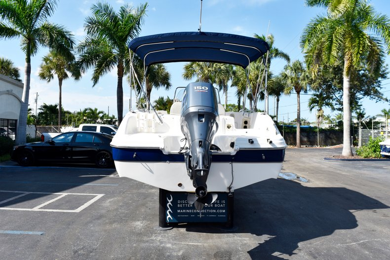 Thumbnail 6 for Used 2004 Hurricane GS211 FunDeck boat for sale in West Palm Beach, FL