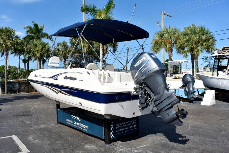 Thumbnail 5 for Used 2004 Hurricane GS211 FunDeck boat for sale in West Palm Beach, FL