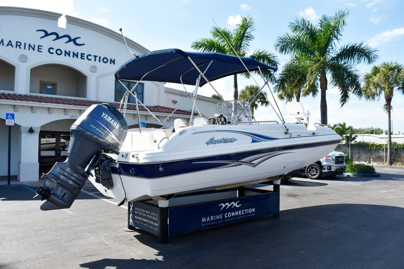 Thumbnail 7 for Used 2004 Hurricane GS211 FunDeck boat for sale in West Palm Beach, FL