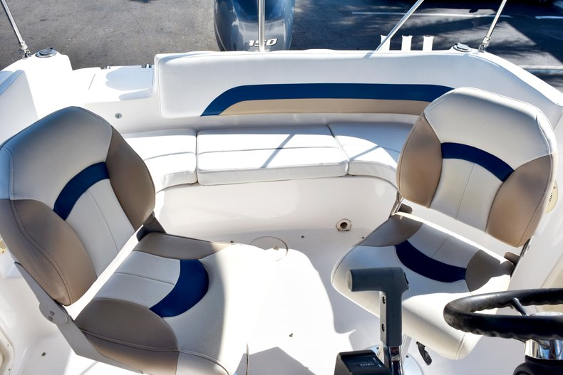 Thumbnail 25 for Used 2004 Hurricane GS211 FunDeck boat for sale in West Palm Beach, FL