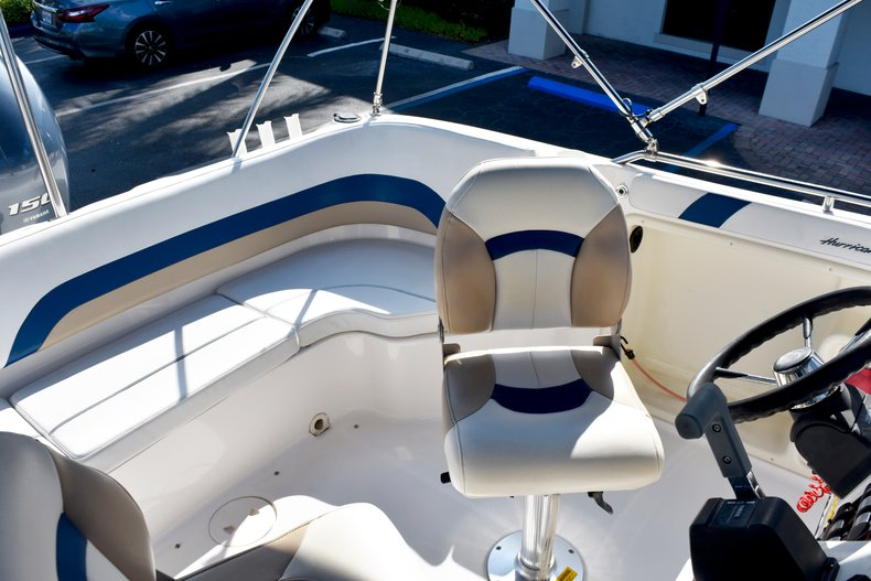 Thumbnail 26 for Used 2004 Hurricane GS211 FunDeck boat for sale in West Palm Beach, FL