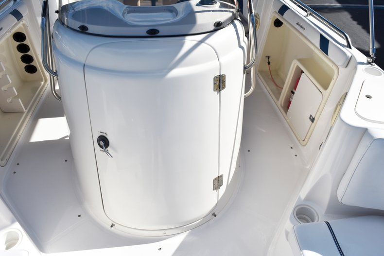 Thumbnail 58 for Used 2004 Hurricane GS211 FunDeck boat for sale in West Palm Beach, FL