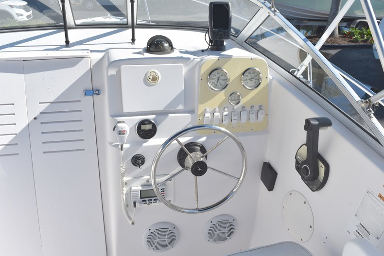 Thumbnail 24 for Used 2003 Pro-Line 20 WA Walkaround boat for sale in West Palm Beach, FL