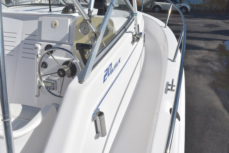 Thumbnail 38 for Used 2003 Pro-Line 20 WA Walkaround boat for sale in West Palm Beach, FL