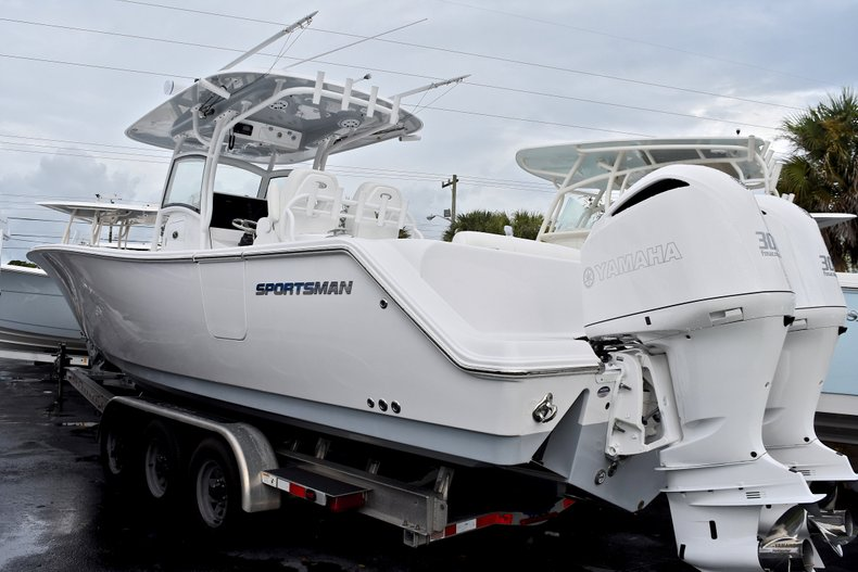 New 2018 Sportsman Open 312 Center Console boat for sale in