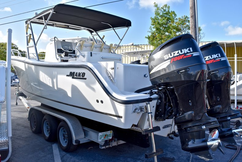 Used 2006 Mako 284 Center Console for sale