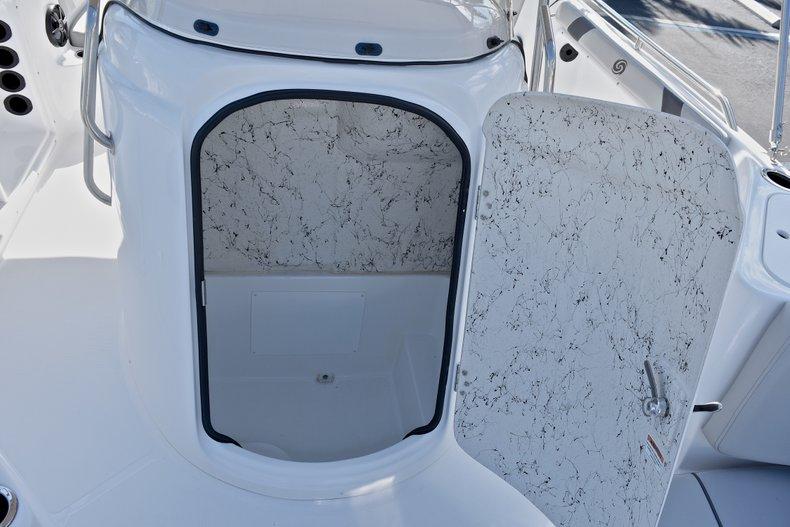 Thumbnail 49 for New 2018 Hurricane 211 SunDeck Sport OB boat for sale in Vero Beach, FL