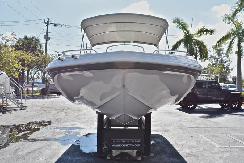 Thumbnail 2 for New 2018 Hurricane 211 SunDeck Sport OB boat for sale in West Palm Beach, FL